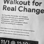 Walkout for Change
